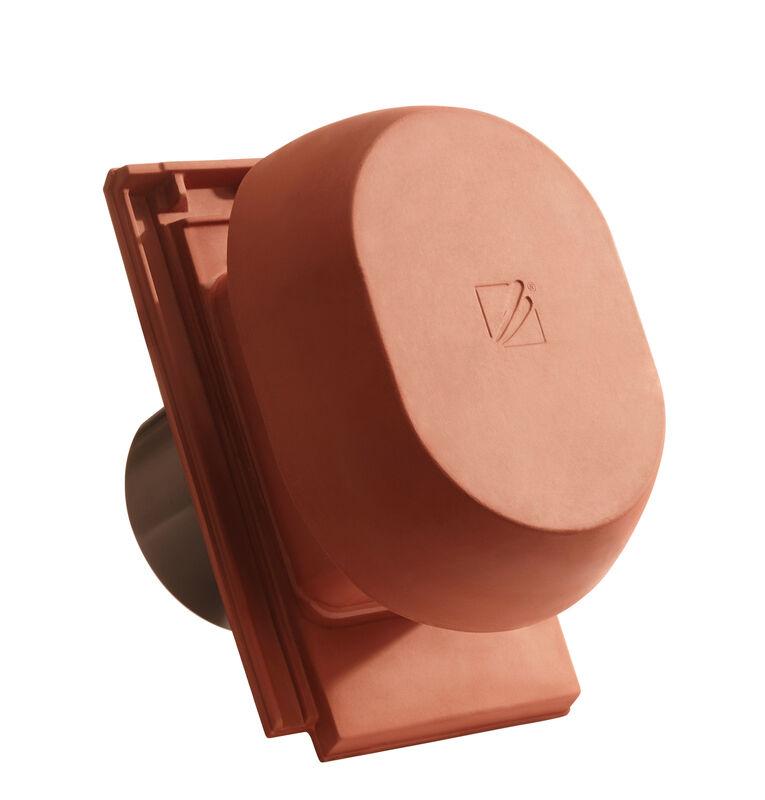 DOM SIGNUM keramični prezračevalnik DN 200 mm, vklj. adapter za povezavo pod streho