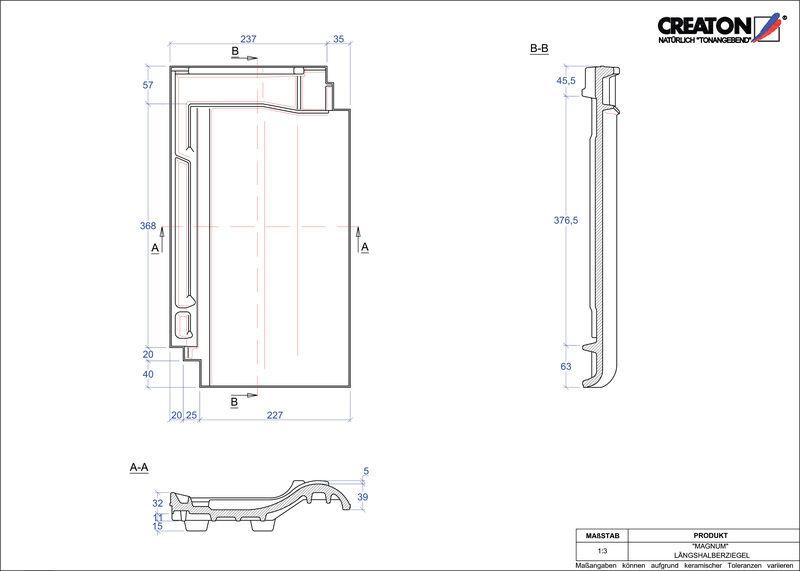 CAD datoteka izdelka MAGNUM polovička LH