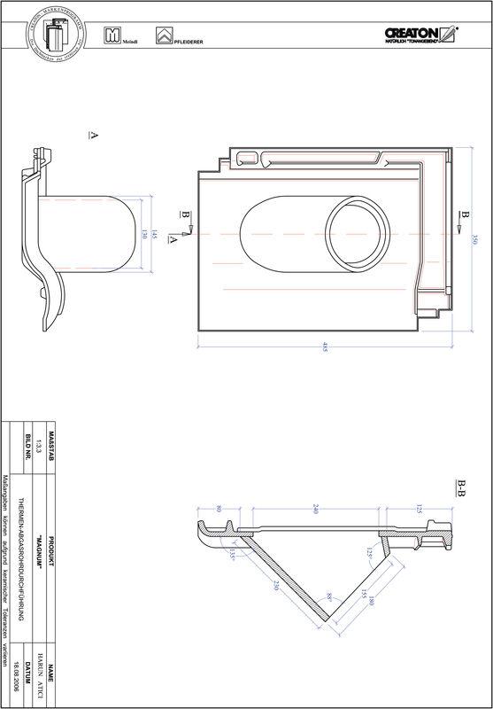 CAD datoteka izdelka MAGNUM Thermal THERME