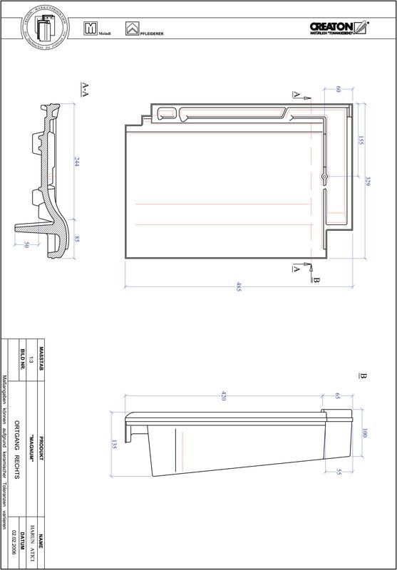 CAD datoteka izdelka MAGNUM krajnik desni OGR