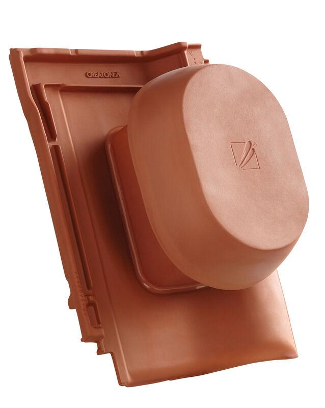 MAG SIGNUM keramični prezračevalnik DN 150/160 mm vklj. adapter za pod streho