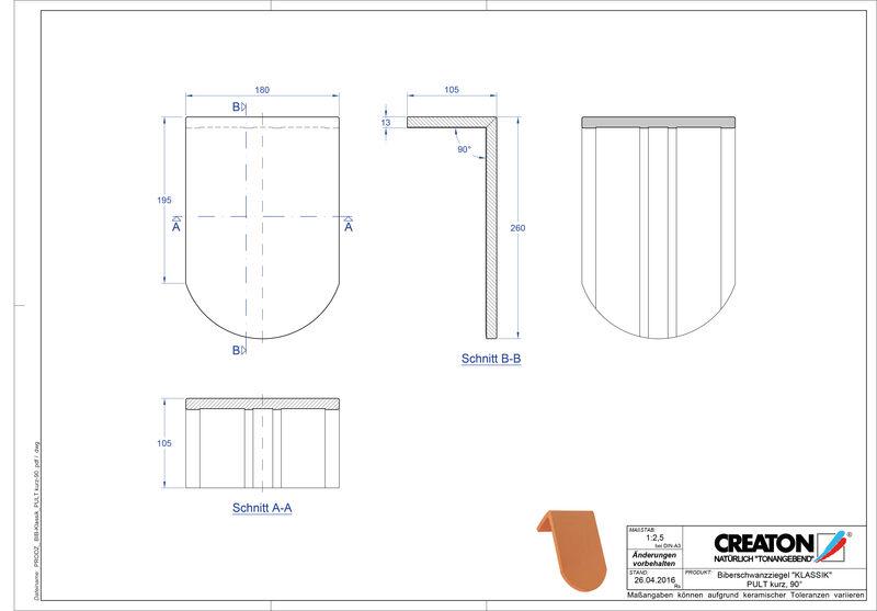CAD datoteka izdelka KAPSTADT okrogla oblika RUND-PULT-kurz