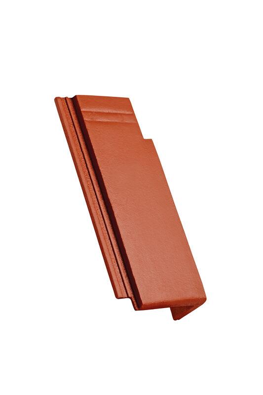 KAP betonski mansardni priključni krajnik desni 90 mm zareza