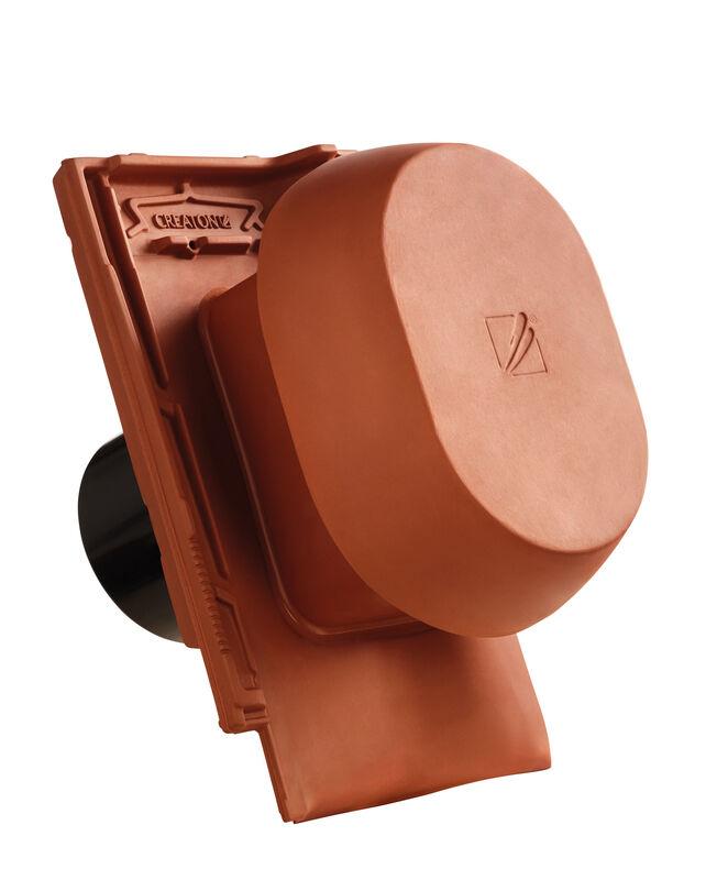 MZ3 SIGNUM keramični prezračevalnik DN 150/160 mm vklj. adapter za pod streho