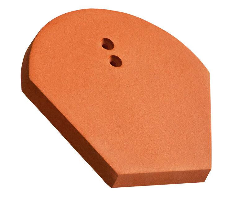 ROG začetni slemenjak in zaključna slemenska keramična plošča BM