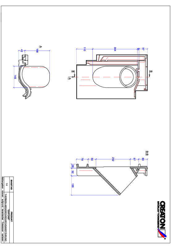 CAD datoteka izdelka SINFONIE Thermal THERME
