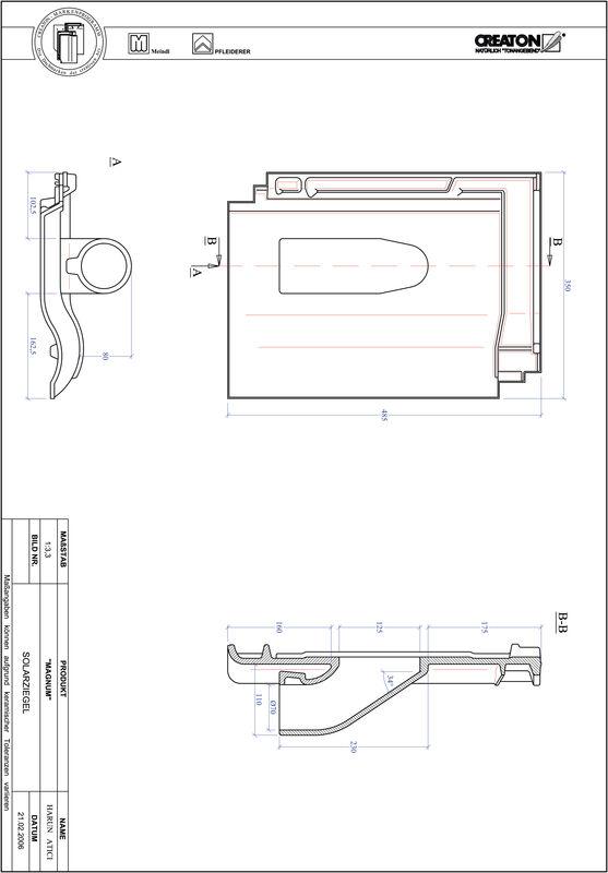 CAD datoteka izdelka MAGNUM Solar SOLAR