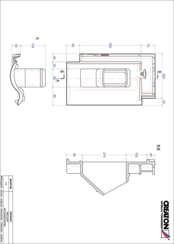 CAD datoteka izdelka MELODIE Aerial ANTENNE