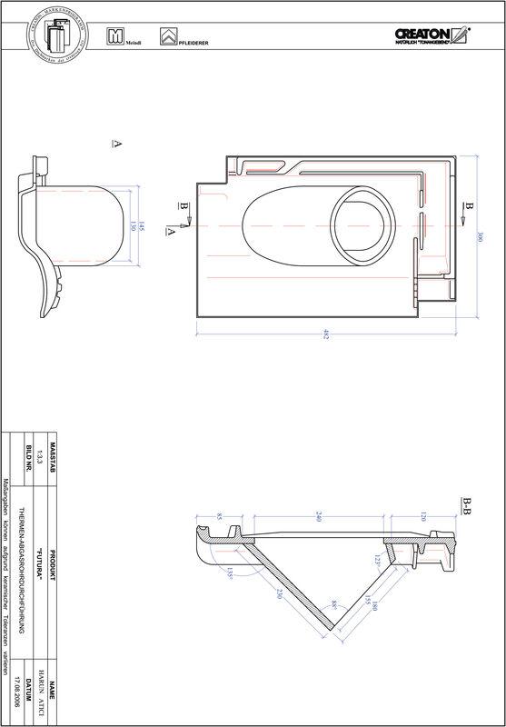 CAD datoteka izdelka FUTURA Thermal THERME