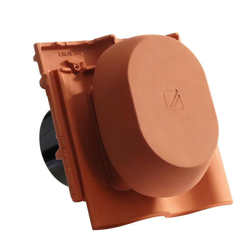 MEL SIGNUM keramični prezračevalnik DN 200 mm, vklj. adapter za povezavo pod streho