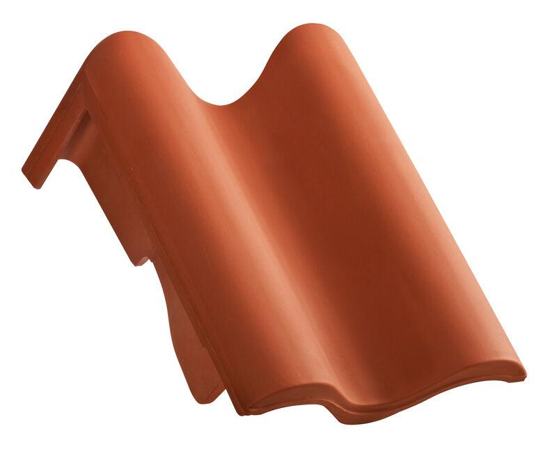 MEL slemenski krajnik strešnik za enokapnico okrašen standard levi