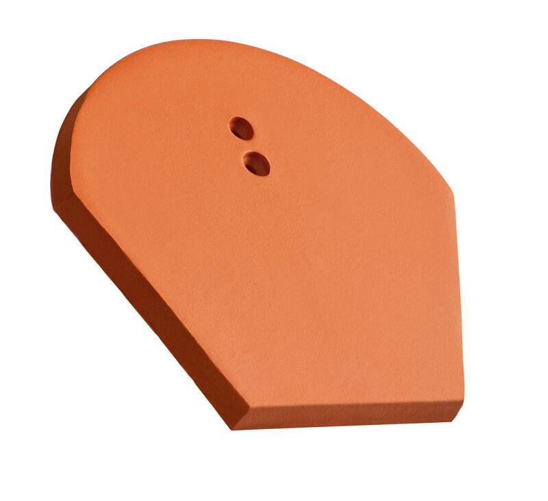 ROG začetni slemenjak in zaključna keramična plošča BZ