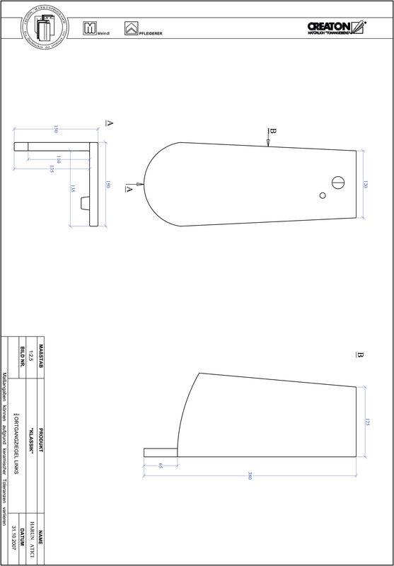 CAD datoteka izdelka KAPSTADT okrogla oblika RUND-OGL-3-4