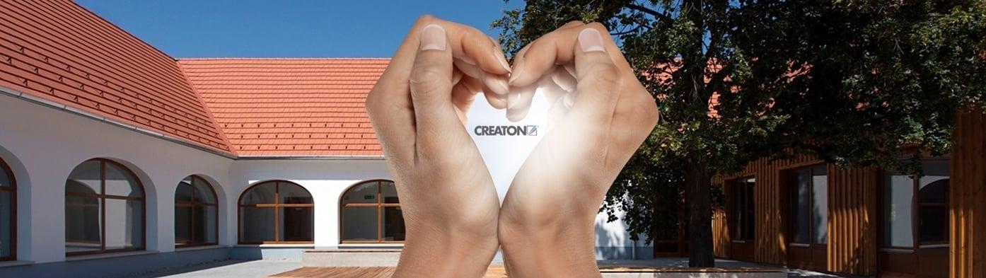 Zakaj CREATON?