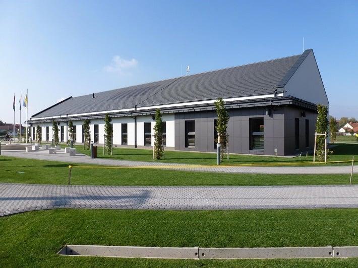 Lastnosti materialov CREATON pripomorejo k trajnosti zgradb