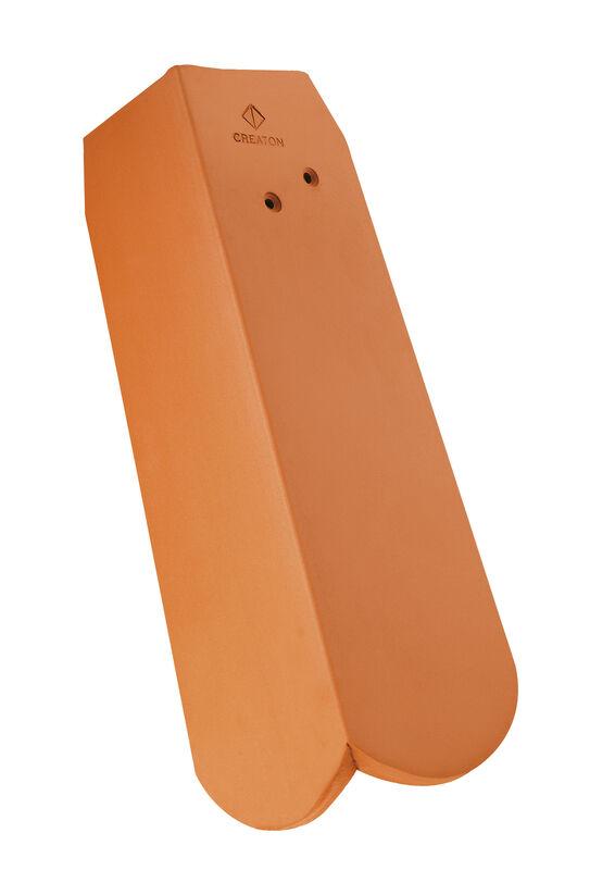 KLASSIK zaobljen rez roba 1/2 desno z kronastim vzorcem kratko stransko enoto pribl. 9 cm