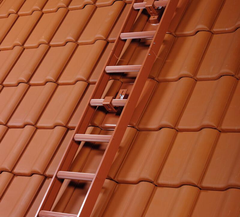 Strešna lestev