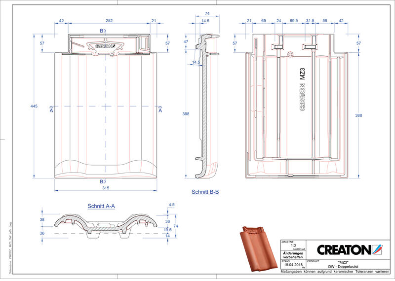 CAD datoteka izdelka MZ3 NEU dvovalovnik DWZ
