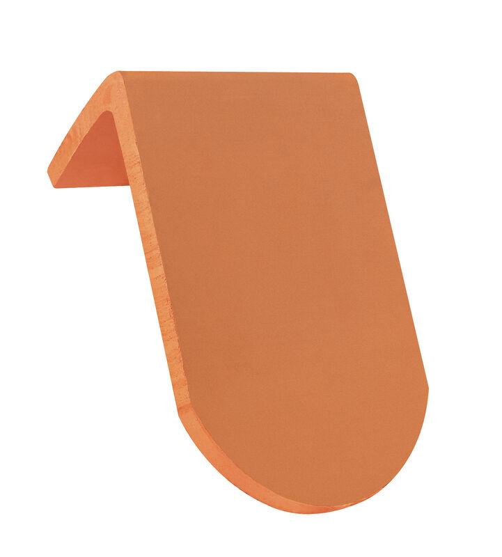 KLASSIK zaobljen rez, kratka kritina za enokapne strehe