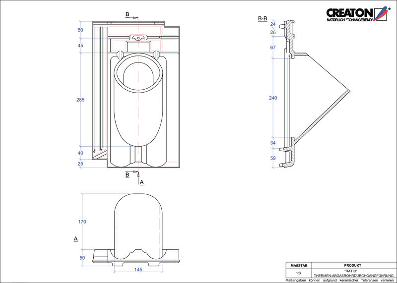 CAD datoteka izdelka RATIO Thermal THERME