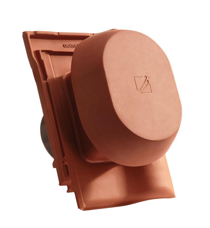 MAG SIGNUM keramični prezračevalnik DN 200 mm, vklj. adapter za povezavo pod streho