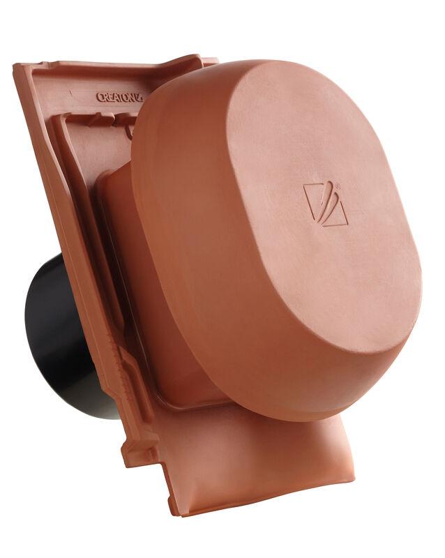 FUT SIGNUM keramični odduh za ventiliranje DN 200 mm, vklj. adapter za povezavo pod streho