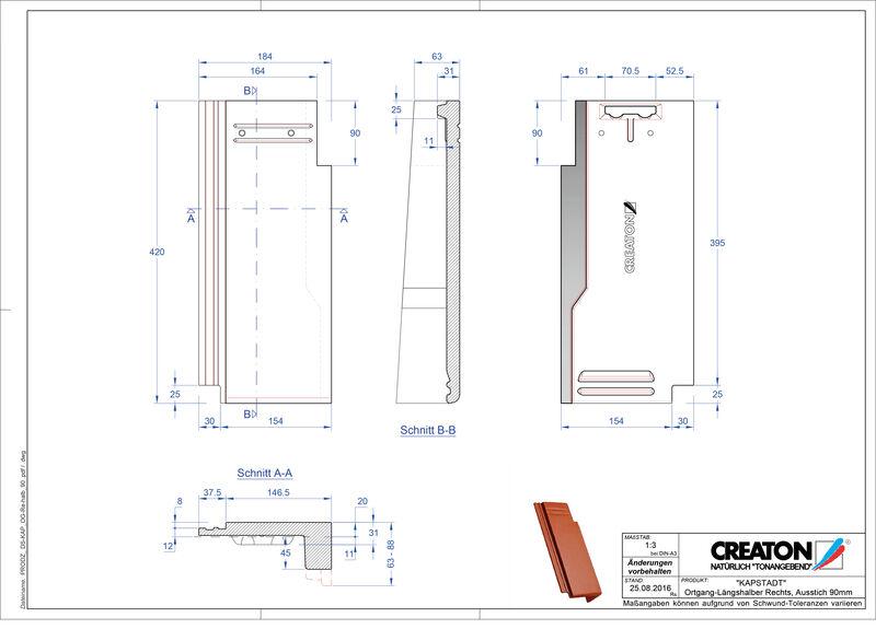 CAD datoteka izdelka KAPSTADT krajnik desni OGR-halb-90