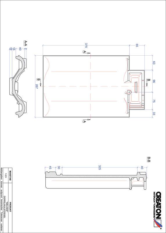 CAD datoteka izdelka MELODIE dvovalovnik DWZ