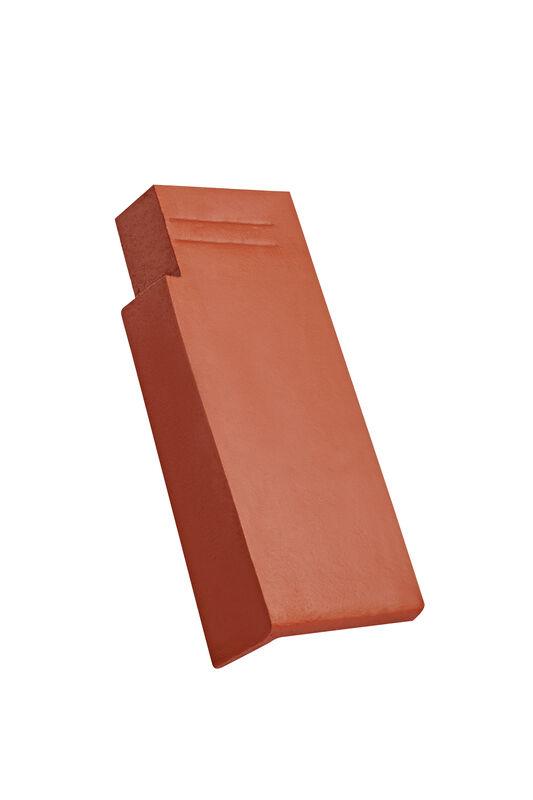 KAP betonski krajnik strešnik levi 90 mm