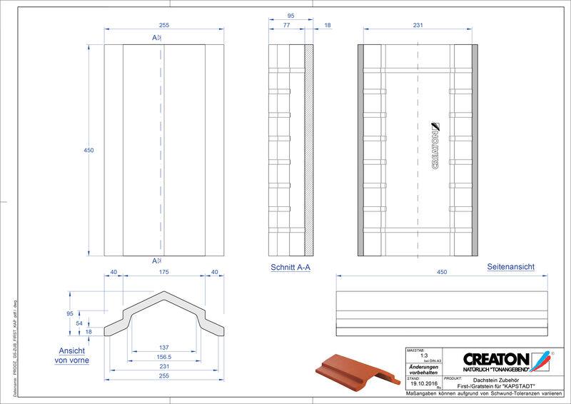 CAD datoteka izdelka KAPSTADT dodatki FIRST-Firststein