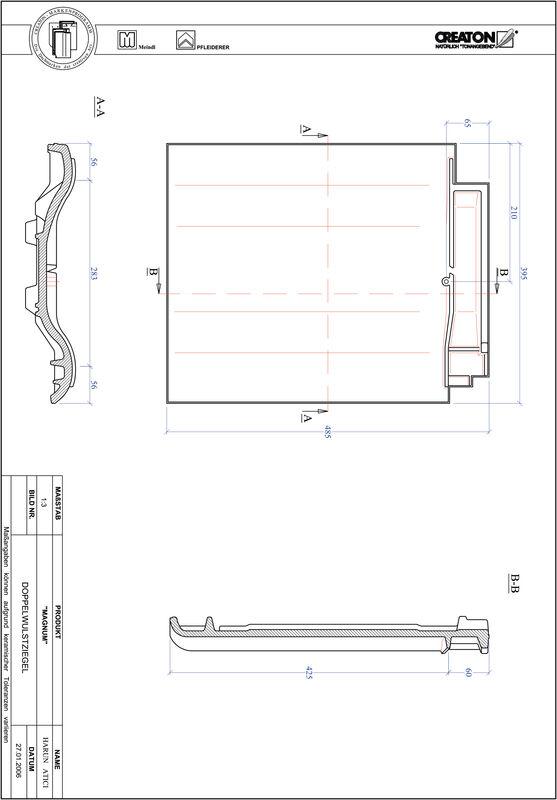 CAD datoteka izdelka MAGNUM dvovalovnik DWZ