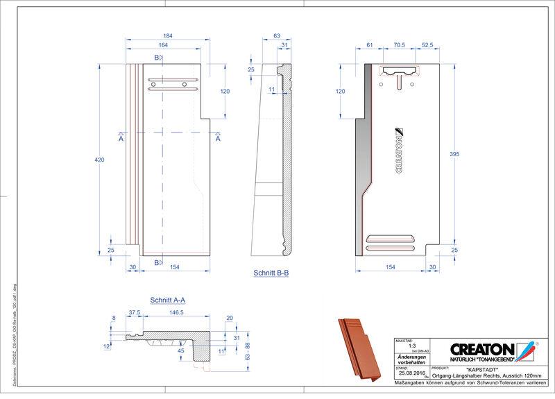 CAD datoteka izdelka KAPSTADT krajnik desni OGR-halb-120