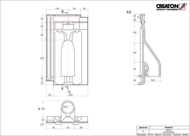 CAD datoteka izdelka RATIO Solar SOLAR