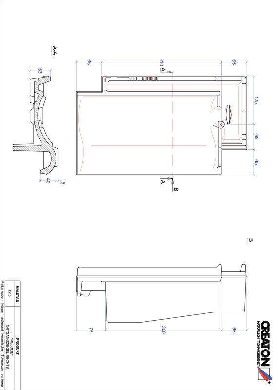 CAD datoteka izdelka MELODIE krajnik desni OGR